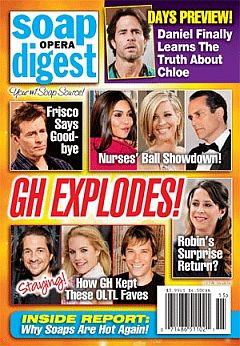 Soap Opera Digest April 15, 2013