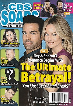 CBS Soaps In Depth April 15, 2019