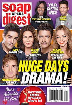 Soap Opera Digest April 15, 2019