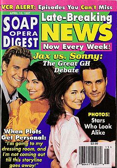 Soap Opera Digest - April 15, 1997