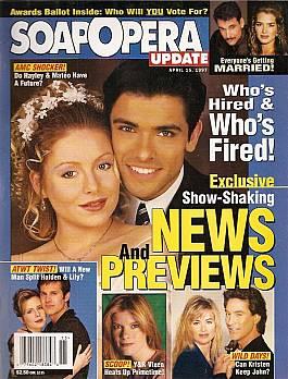 Soap Opera Update April 15, 1997