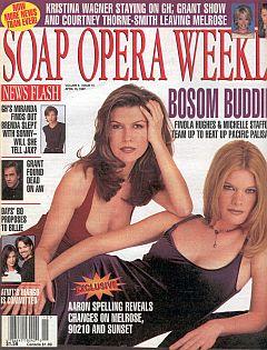 Soap Opera Weekly April 15, 1997