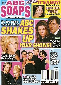 ABC Soaps In Depth April 16, 2002