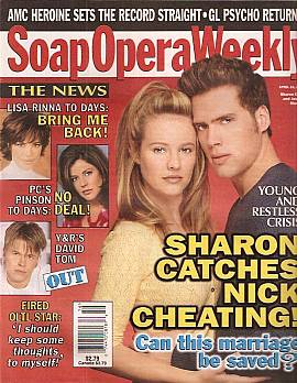 Soap Opera Weekly April 16, 2002