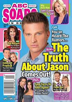 ABC Soaps In Depth April 16, 2012