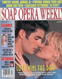 Soap Opera Weekly April 18, 2000