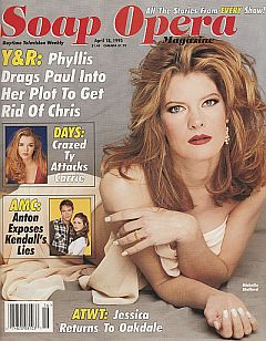 Soap Opera Magazine April 18, 1995