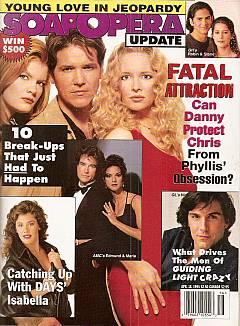Soap Opera Update April 18, 1995