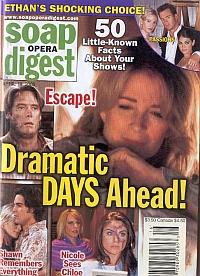 Soap Opera Digest April 19, 2005