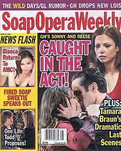 Soap Opera Weekly April 19, 2005