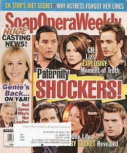 Soap Opera Weekly - April 19, 2011