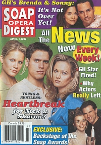 Soap Opera Digest - April 1, 1997