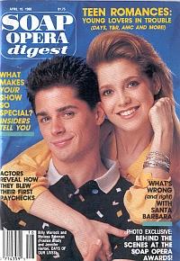 Soap Opera Digest April 19, 1988