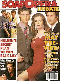 Soap Opera Update April 19, 1994