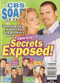 CBS Soaps In Depth April 20, 2004