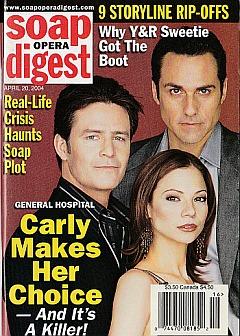 Soap Opera Digest April 20, 2004
