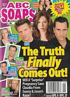 ABC Soaps In Depth April 20, 2009