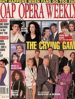 Soap Opera Weekly April 20, 1993