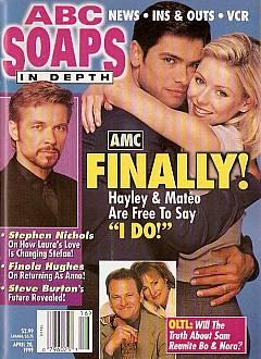 ABC Soaps In Depth April 20, 1999