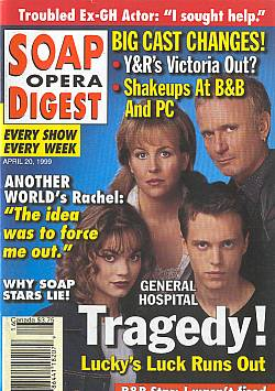 Soap Opera Digest - April 20, 1999