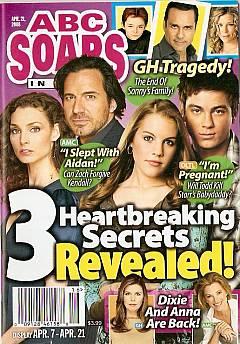 ABC Soaps In Depth April 21, 2008