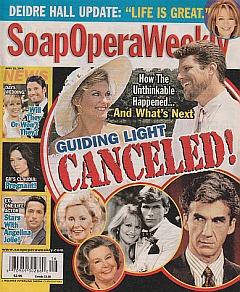Soap Opera Weekly April 21, 2009