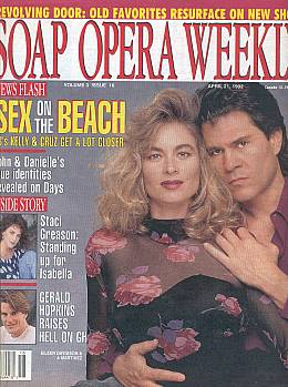 Soap Opera Weekly April 21, 1992