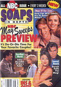 NBC Soaps In Depth April 21, 1998