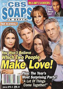 CBS Soaps In Depth April 22, 2003