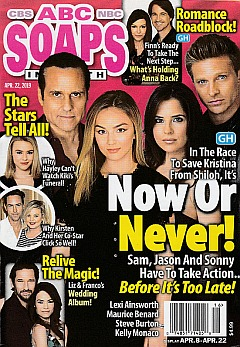 ABC Soaps In Depth April 22, 2019