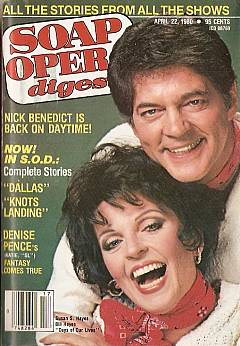 April 22, 1980 issue of Soap Opera Digest