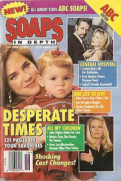 ABC Soaps In Depth April 22, 1997