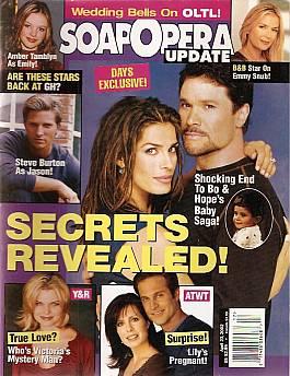 Soap Opera Update April 23, 2002