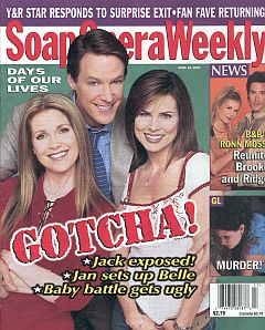 Soap Opera Weekly April 23, 2002