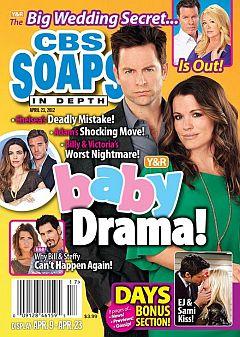 CBS Soaps In Depth April 23, 2012