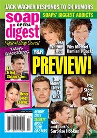Soap Opera Digest April 23, 2012