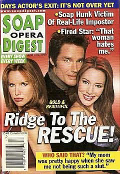 Soap Opera Digest April 24, 2001