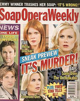 Soap Opera Weekly April 24, 2007