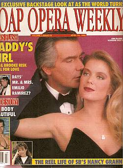 Soap Opera Weekly - April 24, 1990