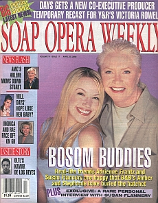 Soap Opera Weekly April 25, 2000