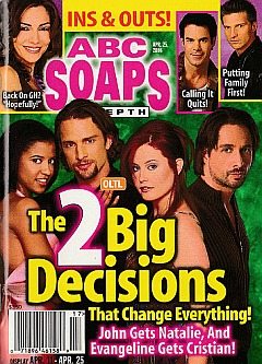 ABC Soaps In Depth April 25, 2006