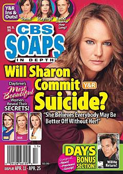 CBS Soaps In Depth April 25, 2011