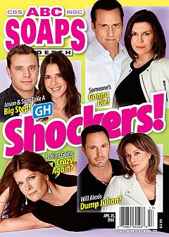 ABC Soaps In Depth April 25, 2016