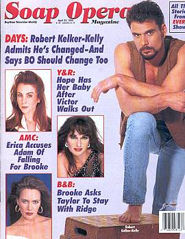 Soap Opera Magazine April 25, 1995