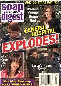 Soap Opera Digest April 26, 2005
