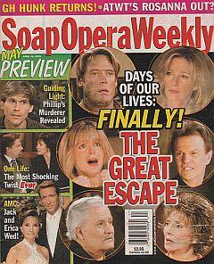 Soap Opera Weekly April 26, 2005