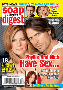 Soap Opera Digest April 26, 2011