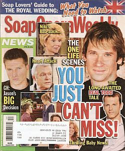 Soap Opera Weekly - April 26, 2011