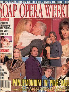 Soap Opera Weekly April 26, 1994