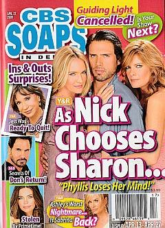 CBS Soaps In Depth April 27, 2009